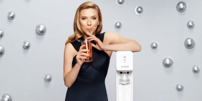 (Photo: Official Facebook Page of SodaStream)