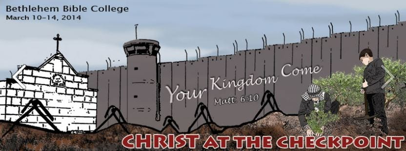 (Photo: Christ at the Checkpoint Conference/ Facebook)
