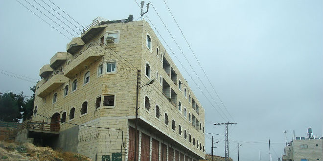 Hebron Peace House Purchase Ruled Legal