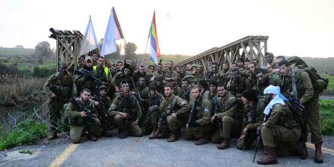 "The ""Herev"" (Sword) Battalion, comprised of Druze, Jewish and Christian soldiers, are an elite unit specially trained in the Northern Command. (Photo: IDF)"