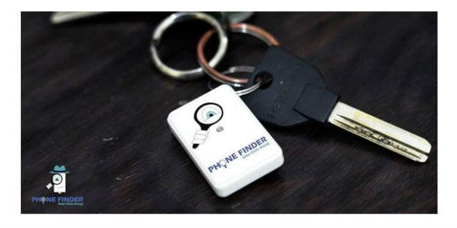 The new Phone Finder app will solve all your lost phone problems forever. (Photo: Phone Finder/ Kickstarter)