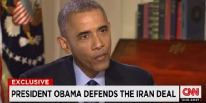 In a recent CNN interview, US President Barack Obama vowed to do everything in his power to pass the Iran deal in Congress.