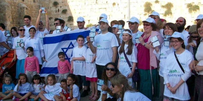 Operation Exodus assists Jews from all over the world make Aliyah. (Photo: Official Facebook Page of Operation Exodus).