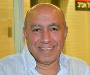 Member of Knesset Zouheir Bahloul (Photo: Wikimedia Commons/JNS)