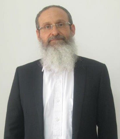 Aryeh Weingarten, Founder of Karmey Chesed. (Photo: Breaking Israel News)