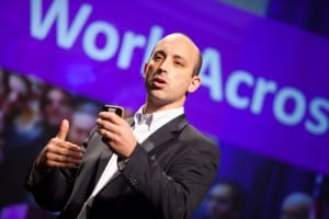 Jonathan Greenblatt discusses successful cross-sector models for social progress. He was recently announced as Director of the White House Office of Social Innovation and Civic Participation. ADL CEO Jonathan A. Greenblatt. (Photo: PopTech via Flickr.com/JNS)