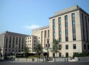 U.S. State Department's Truman Building. (Wikimedia Commons)