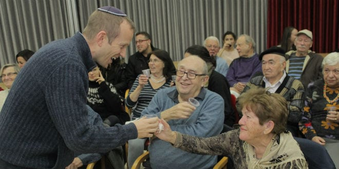 Be The Shemesh Hanukkah: International Holocaust Remembrance Day: A Time To Turn